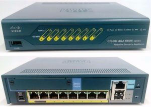 Déstockage : Cisco ASA 5505 Firewall